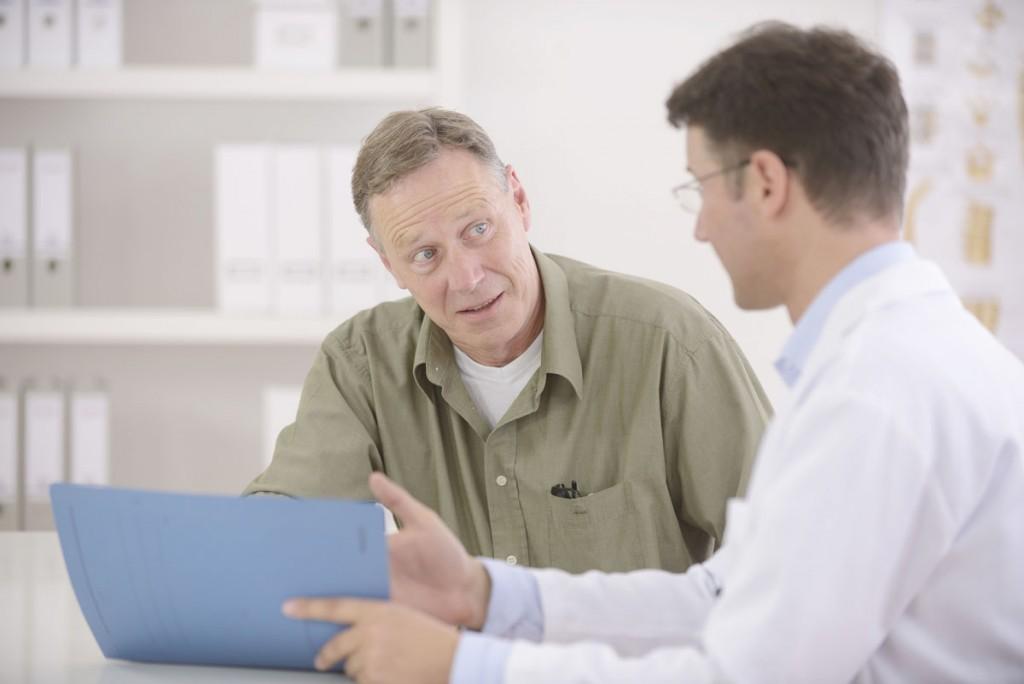 Knochenkrebs - Diagnose