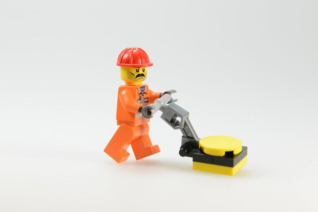 Hausarbeit und Technik