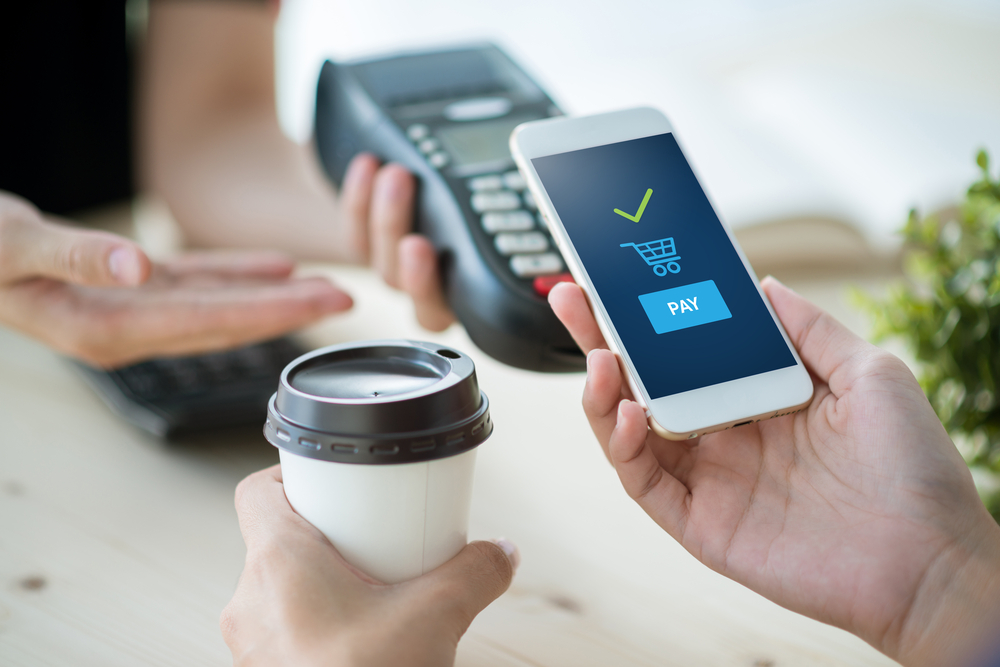 Mobile Payment per Smartphone